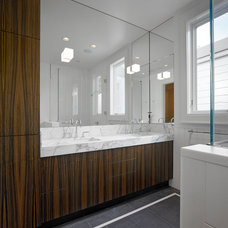 Contemporary Bathroom Liberty Hill Residence