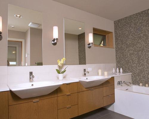 Narrow Vanity Sink - Narrow Vanity Sink Houzz