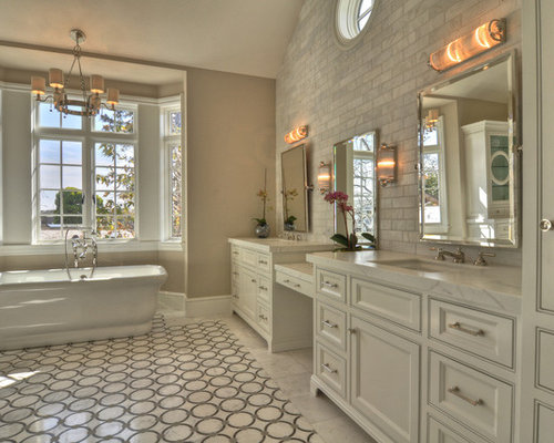 Shared Bathroom Ideas, Pictures, Remodel And Decor