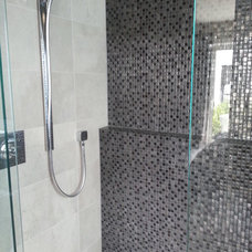 Contemporary Showerheads And Body Sprays by Tile Space New Zealand