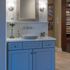 Traditional Bathroom by Lifestyle Builders & Developers, Inc.