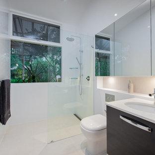 Light, Minimalist & Contemporary Bathroom Design