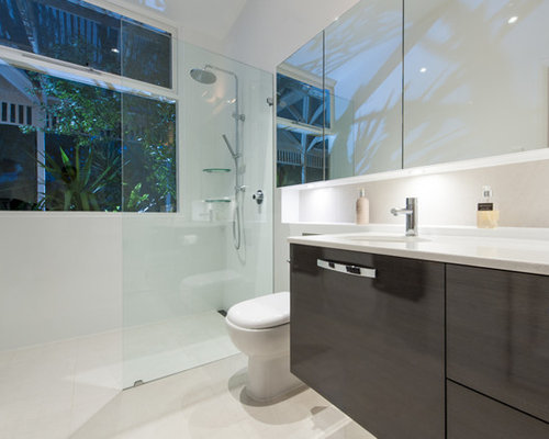 Best Minimalist Bathroom Design Design Ideas & Remodel Pictures