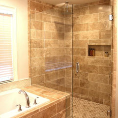 traditional bathroom by Change Your Bathroom, Inc.