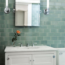 Traditional Bathroom by American Lighting Association