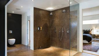 Lighting design for bathroom