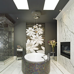 contemporary bathroom by Carpet Colour Centre - Carpet One