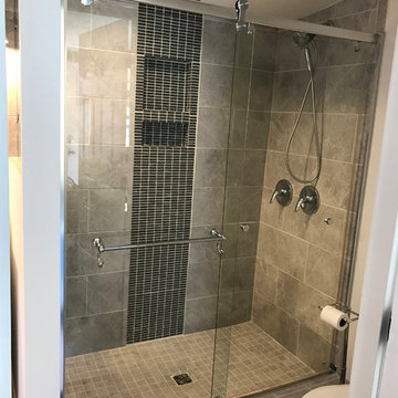 Limited Space Bathroom/Laundry Room Renovation