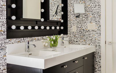 Chic & Fresh Mirror Design Ideas for Bathrooms