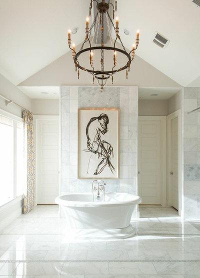 Amazing Klassisch Badezimmer By Michele Peterson AMA Interiors