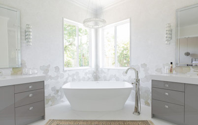 Bathroom of the Week: Light, Airy and Elegant Master Bath Update