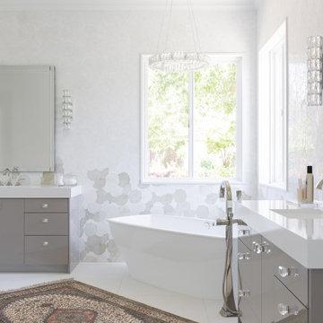 Lincoln Master Bathroom