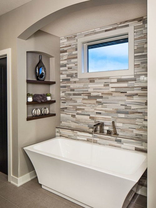 Bathroom design ideas remodels photos for Master bath ideas 2016