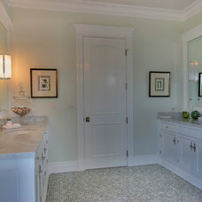 Traditional Bathroom by White Picket Fence, Inc