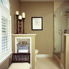 Modern Bathroom by Village Kitchen & Bath Design
