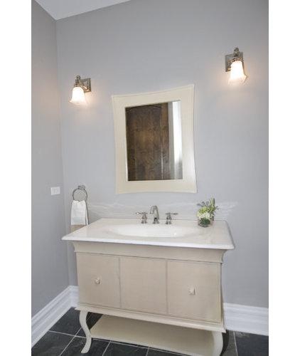 Bathroom by Greenside Design Build LLC