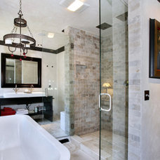 Bathroom by Anders Lasater Architects