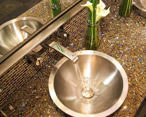 modern bathroom idea in san francisco