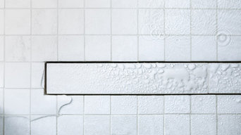Linear Tile In Drain System