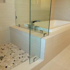 Contemporary Bathroom by Ohana Design Inc