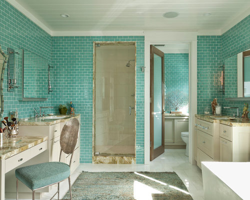 Villi Glass Tile Ideas, Pictures, Remodel and Decor