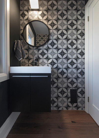 Modern Bathroom by Gavin Nevsky Designs