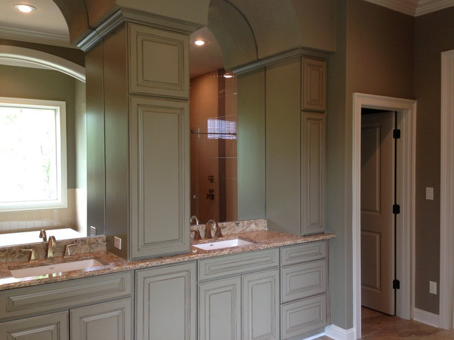 Traditional Bathroom by Hughes Orr Group