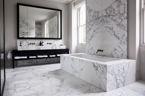 Contemporary Bathroom by Originate Architects