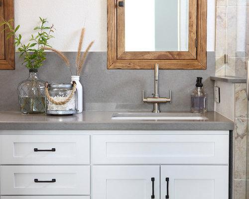 Rustic Medicine Cabinet Home Design Ideas, Pictures, Remodel and Decor
