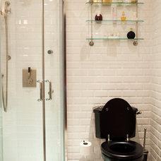 Traditional Bathroom by Amelia Hallsworth Photography