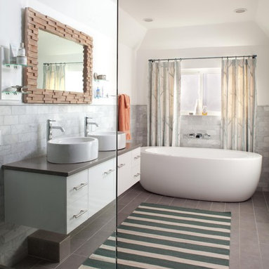 Knotty Pine Bathroom Design Ideas, Pictures, Remodel and Decor