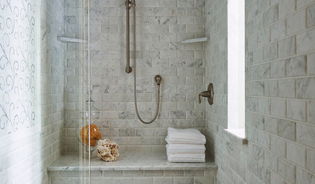 Your Guide to Shower Floors