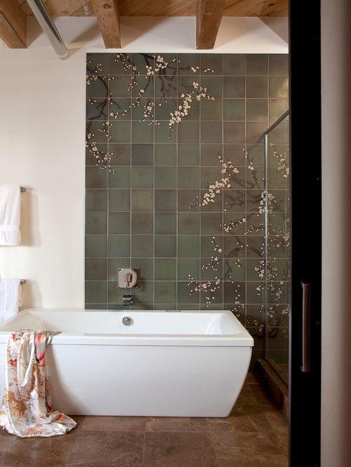 Bathroom Tile Idea Home Design Ideas Pictures Remodel