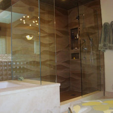 Bathroom by Elaine Morrison Interiors
