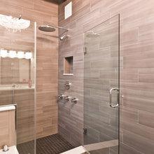 Casual bathrooms