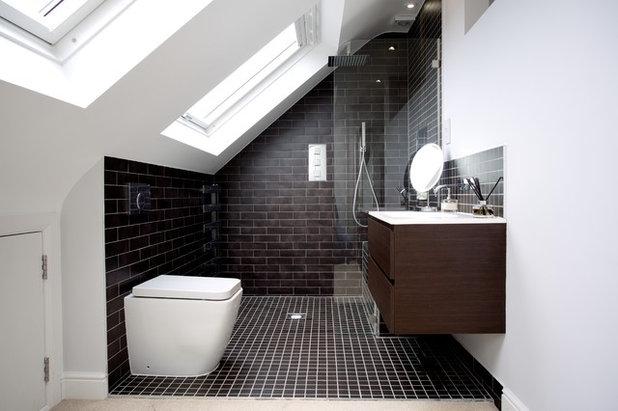 chestha | dekor badezimmer schräge, Badezimmer ideen