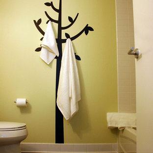 Modernes Badezimmer in Boston