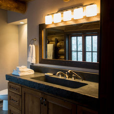 Traditional Bathroom by Nicholas Modroo Designs