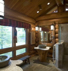contemporary bathroom by Bill Michels Architect
