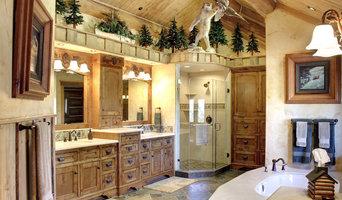 Log Home Living in Big Bear