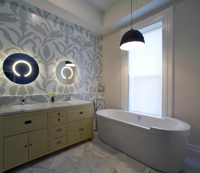 Contemporary Bathroom by MB Interiors