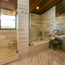modern bathroom tile by Kitchen & Bath Cottage