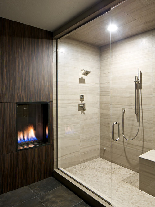 Fireplace Alcove Houzz