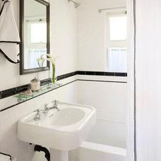 Beach Style Bathroom by Clark Collins - Collins Design & Development