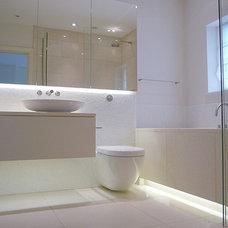 Modern Bathroom London Bathroom Design