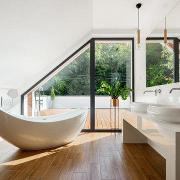 London Bathroom Extension