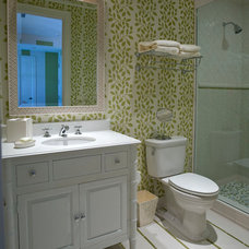 Traditional Bathroom by London Bay Homes