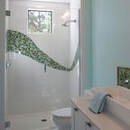 Laguna Hills Country French Manor Traditional Bathroom