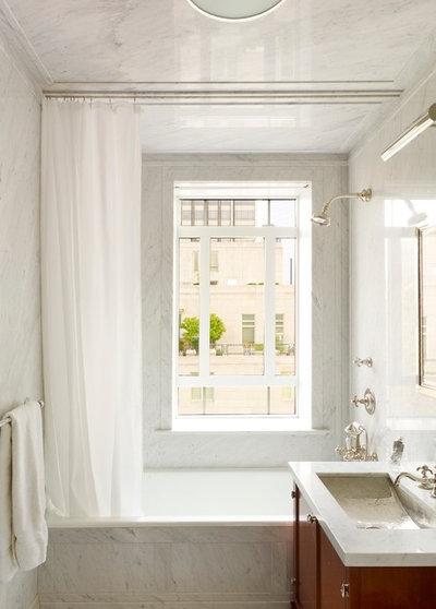 Traditional Bathroom by James Wagman Architect, LLC
