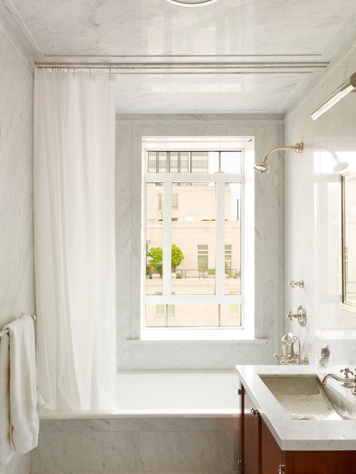 Curtains Ideas ceiling track shower curtain : Ceiling Mount Curtain Track Ideas, Pictures, Remodel and Decor